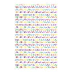 Bicycles Shower Curtain 48  X 72  (small)  by boho