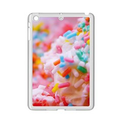 Birthday Cake Ipad Mini 2 Enamel Coated Cases by boho