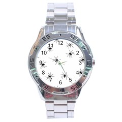 Spiders Stainless Steel Analogue Watch by boho