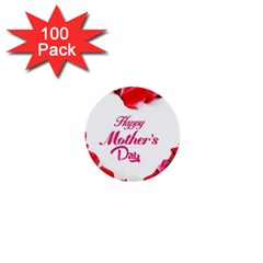 Happy Mothers Day 1  Mini Buttons (100 Pack)  by boho