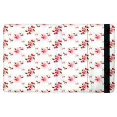 Vintage Cherry Apple Ipad 2 Flip Case by boho
