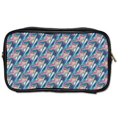 Holographic Hologram Toiletries Bags 2 Side by boho