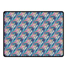Holographic Hologram Fleece Blanket (small) by boho