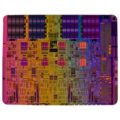 Circuit Board Pattern Lynnfield Die Jigsaw Puzzle Photo Stand (rectangular)