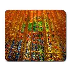 Circuit Board Pattern Large Mousepads