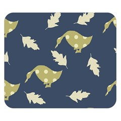 Duck Tech Repeat Double Sided Flano Blanket (small)