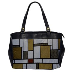 Fabric Textures Fabric Texture Vintage Blocks Rectangle Pattern Office Handbags