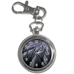 Fractal Art Picture Definition  Fractured Fractal Texture Key Chain Watches by Simbadda