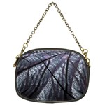 Fractal Art Picture Definition  Fractured Fractal Texture Chain Purses (Two Sides)  Back