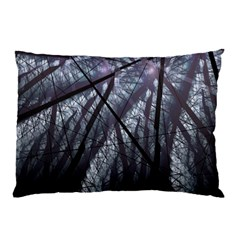 Fractal Art Picture Definition  Fractured Fractal Texture Pillow Case by Simbadda