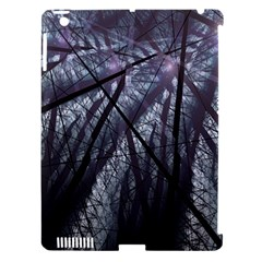 Fractal Art Picture Definition  Fractured Fractal Texture Apple Ipad 3/4 Hardshell Case (compatible With Smart Cover)