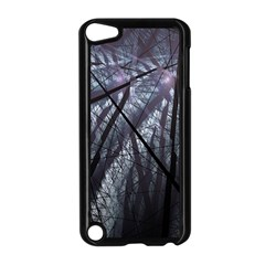 Fractal Art Picture Definition  Fractured Fractal Texture Apple Ipod Touch 5 Case (black) by Simbadda