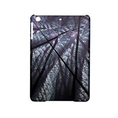Fractal Art Picture Definition  Fractured Fractal Texture Ipad Mini 2 Hardshell Cases by Simbadda