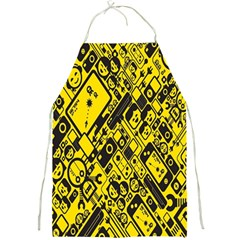 Test Steven Levy Full Print Aprons by Simbadda