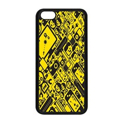 Test Steven Levy Apple Iphone 5c Seamless Case (black) by Simbadda