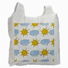 Sunshine Tech White Recycle Bag (two Side)