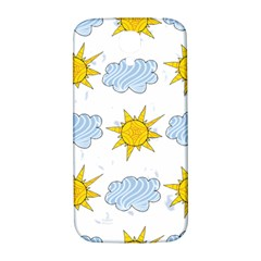 Sunshine Tech White Samsung Galaxy S4 I9500/i9505  Hardshell Back Case by Simbadda