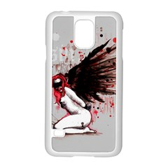 Dominance Samsung Galaxy S5 Case (white) by lvbart