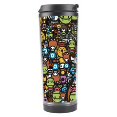 Many Funny Animals Travel Tumbler by Simbadda