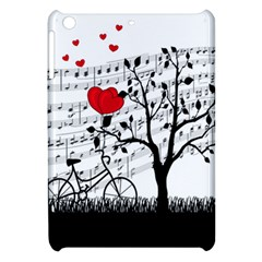 Love Song Apple Ipad Mini Hardshell Case by Valentinaart