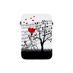 Love Song Apple Ipad Mini Protective Soft Cases by Valentinaart