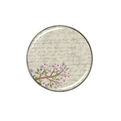 Cherry Blossom Hat Clip Ball Marker (10 Pack) by Valentinaart