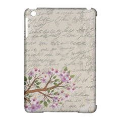 Cherry Blossom Apple Ipad Mini Hardshell Case (compatible With Smart Cover)