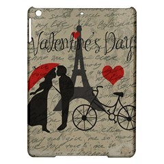 Love Letter   Paris Ipad Air Hardshell Cases by Valentinaart