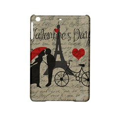 Love Letter   Paris Ipad Mini 2 Hardshell Cases by Valentinaart