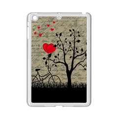 Love Letter Ipad Mini 2 Enamel Coated Cases by Valentinaart