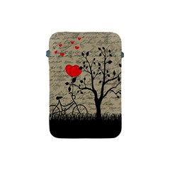 Love Letter Apple Ipad Mini Protective Soft Cases by Valentinaart