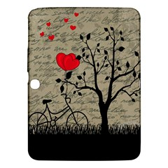 Love Letter Samsung Galaxy Tab 3 (10 1 ) P5200 Hardshell Case  by Valentinaart