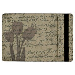Vintage Tulips Ipad Air 2 Flip by Valentinaart