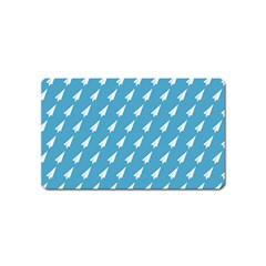 Air Pattern Magnet (name Card)