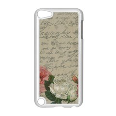 Vintage Roses Apple Ipod Touch 5 Case (white) by Valentinaart