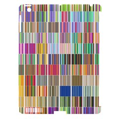 Overlays Graphicxtras Patterns Apple Ipad 3/4 Hardshell Case (compatible With Smart Cover)