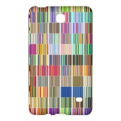Overlays Graphicxtras Patterns Samsung Galaxy Tab 4 (8 ) Hardshell Case  by Simbadda