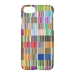 Overlays Graphicxtras Patterns Apple Iphone 7 Hardshell Case by Simbadda