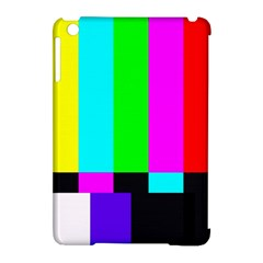 Color Bars & Tones Apple Ipad Mini Hardshell Case (compatible With Smart Cover)