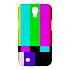Color Bars & Tones Samsung Galaxy Mega 6 3  I9200 Hardshell Case