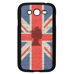 Vintage London Samsung Galaxy Grand Duos I9082 Case (black) by Valentinaart