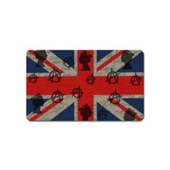United Kingdom  Magnet (name Card) by Valentinaart
