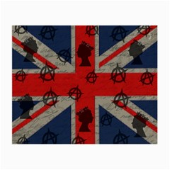 United Kingdom  Small Glasses Cloth (2 Side) by Valentinaart