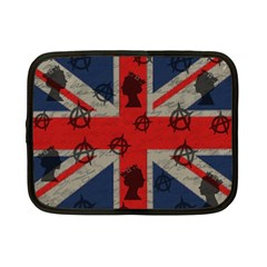 United Kingdom  Netbook Case (small)  by Valentinaart