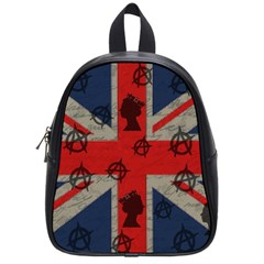 United Kingdom  School Bags (small)  by Valentinaart