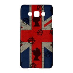 United Kingdom  Samsung Galaxy A5 Hardshell Case  by Valentinaart