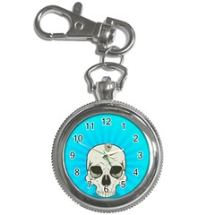 Skull Ball Line Schedule Key Chain Watches