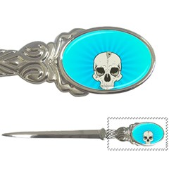 Skull Ball Line Schedule Letter Openers by Simbadda