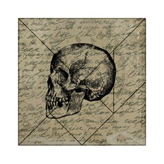 Skull Acrylic Tangram Puzzle (6  X 6 ) by Valentinaart