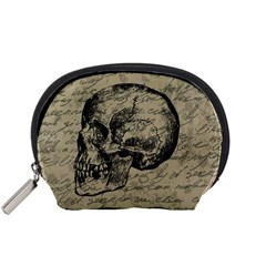Skull Accessory Pouches (small)  by Valentinaart